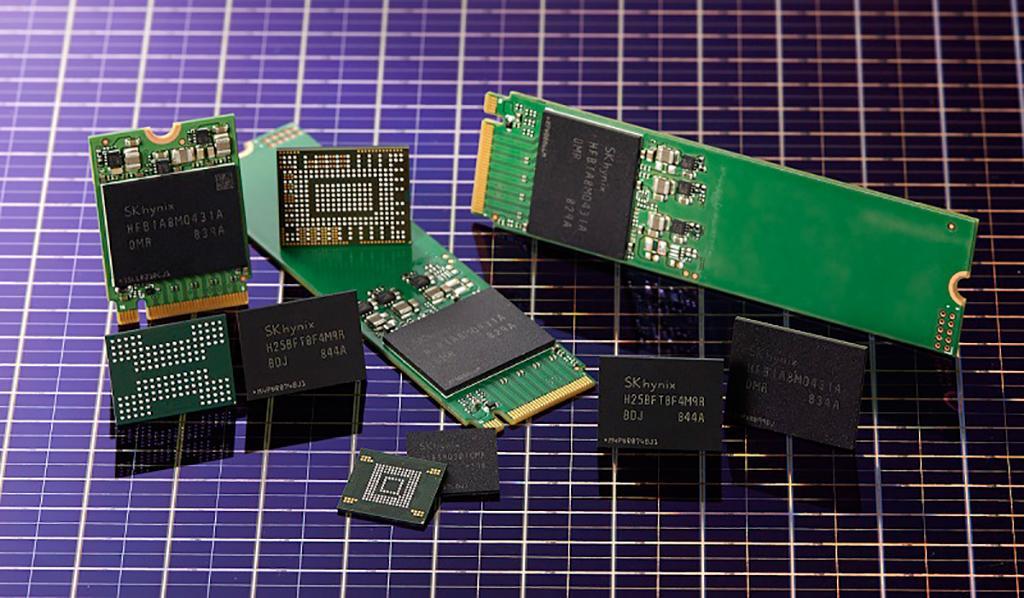"""SK Hynix напоминает, что накопители на памяти """"4D NAND"""" появятся в этом году"""