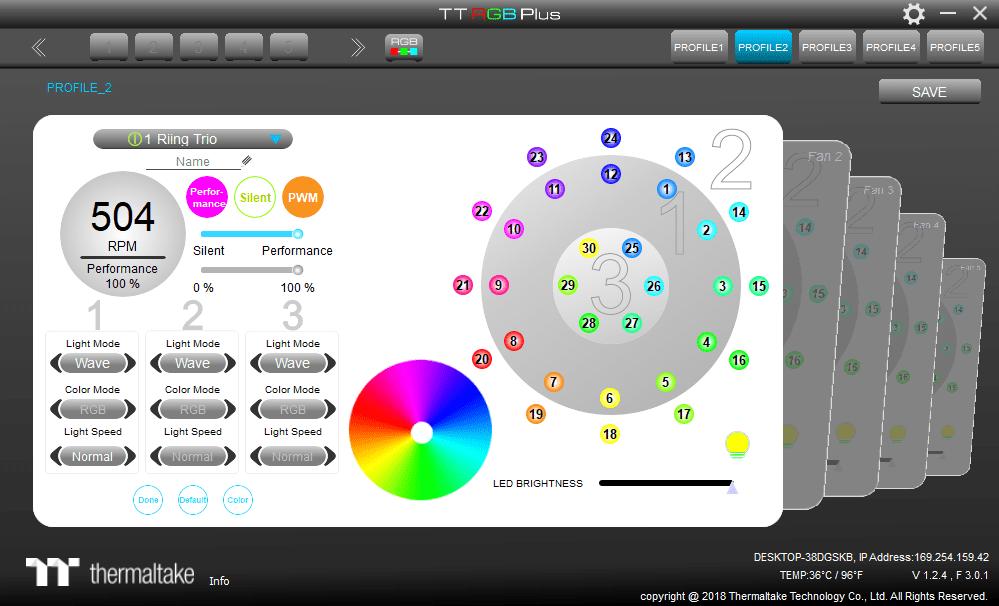 Обзор вентиляторов Thermaltake Riing Trio 12 RGB. Больше подсветки богу подсветки!