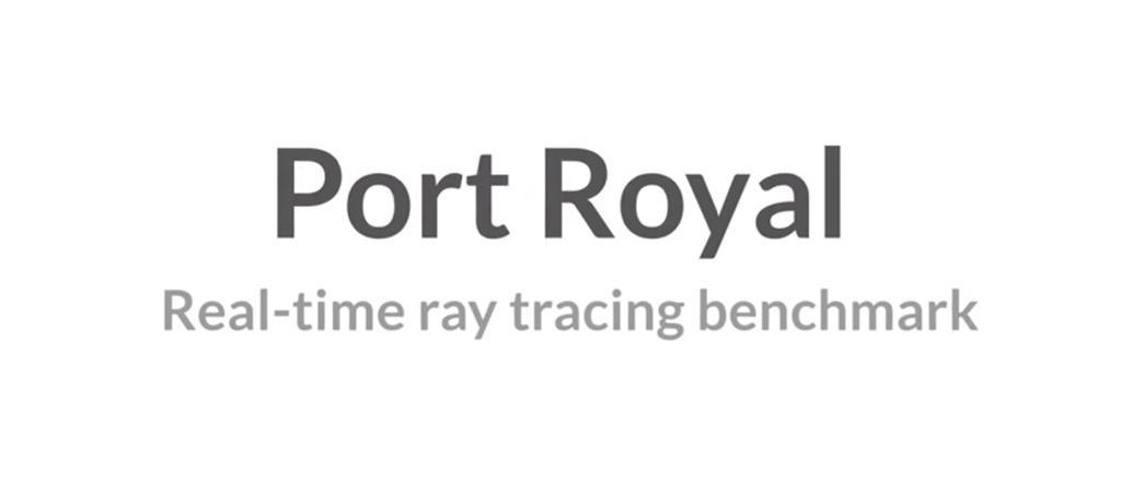 3DMark Port Royal: трейлер, цена и дата выхода