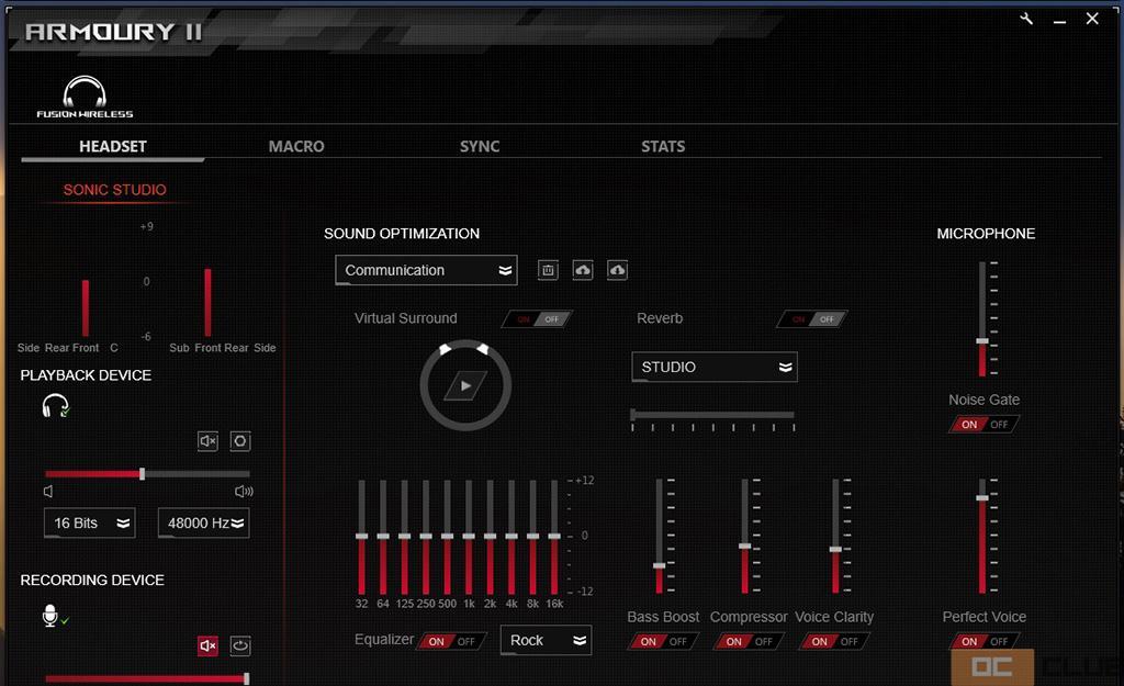 Обзор беспроводной игровой гарнитуры ASUS ROG Strix Fusion Wireless. Сказ за Wi-Fi и сенсоры