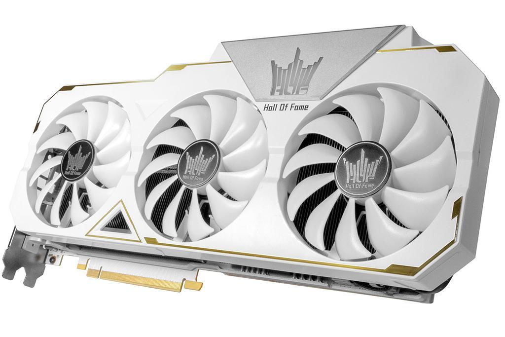 KFA2 GeForce RTX 2080 Ti HOF – флагманская снежная видеокарта за 1900€