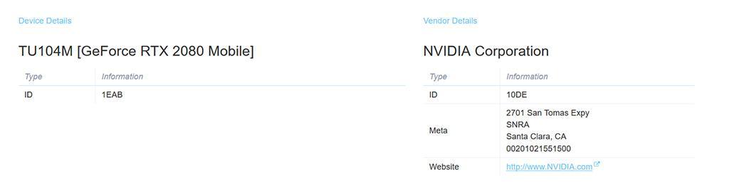 NVIDIA представит мобильные видеокарты GeForce RTX на CES 2019
