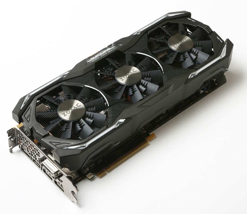 Теперь есть и GTX 1070 c памятью GDDR5X