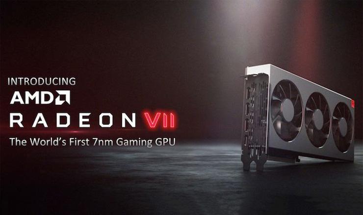 AMD Radeon VII: в первой партии будет менее 5000 экземпляров, а нереференсов совсем не будет