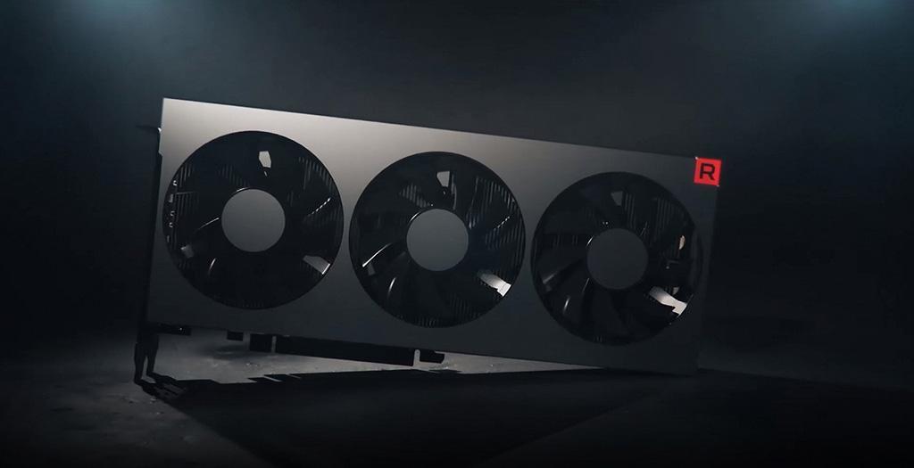 У AMD Radeon VII урезаны вычислительные возможности с двойной точностью