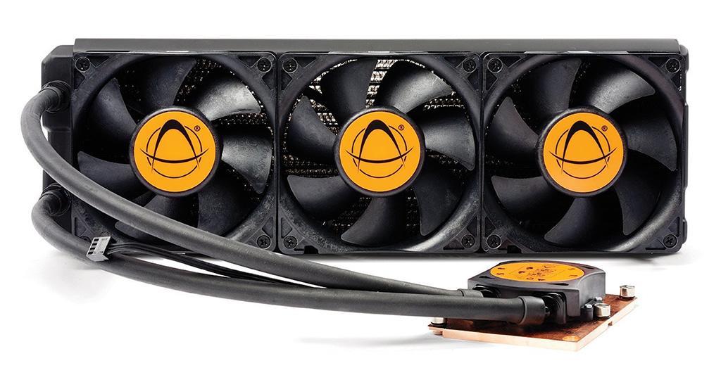 Asetek предлагает СВО 690LX-PN за $400 для охлаждения 28-ядерного «монстра» Intel