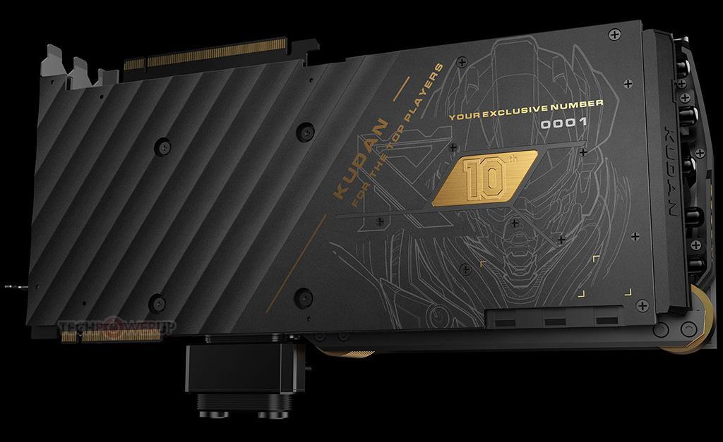 Colorful iGame GeForce RTX 2080 Ti Kudan: СВО в комплекте и ограниченная партия в 1000 единиц