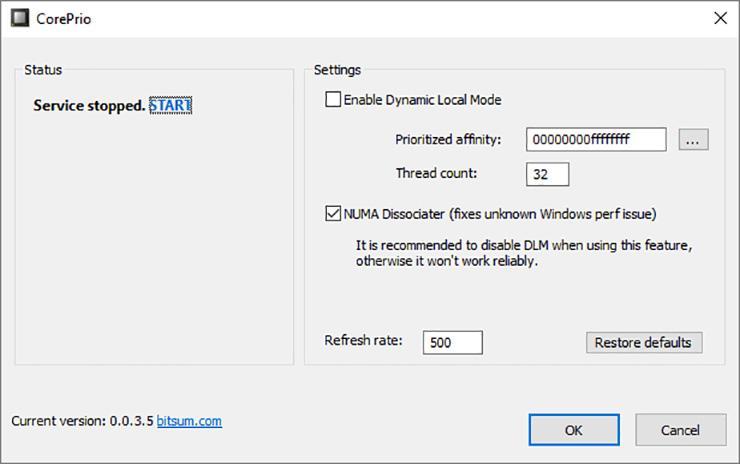 Производительность AMD Ryzen Threadripper 2990WX можно увеличить в два раза с помощью утилиты CorePrio