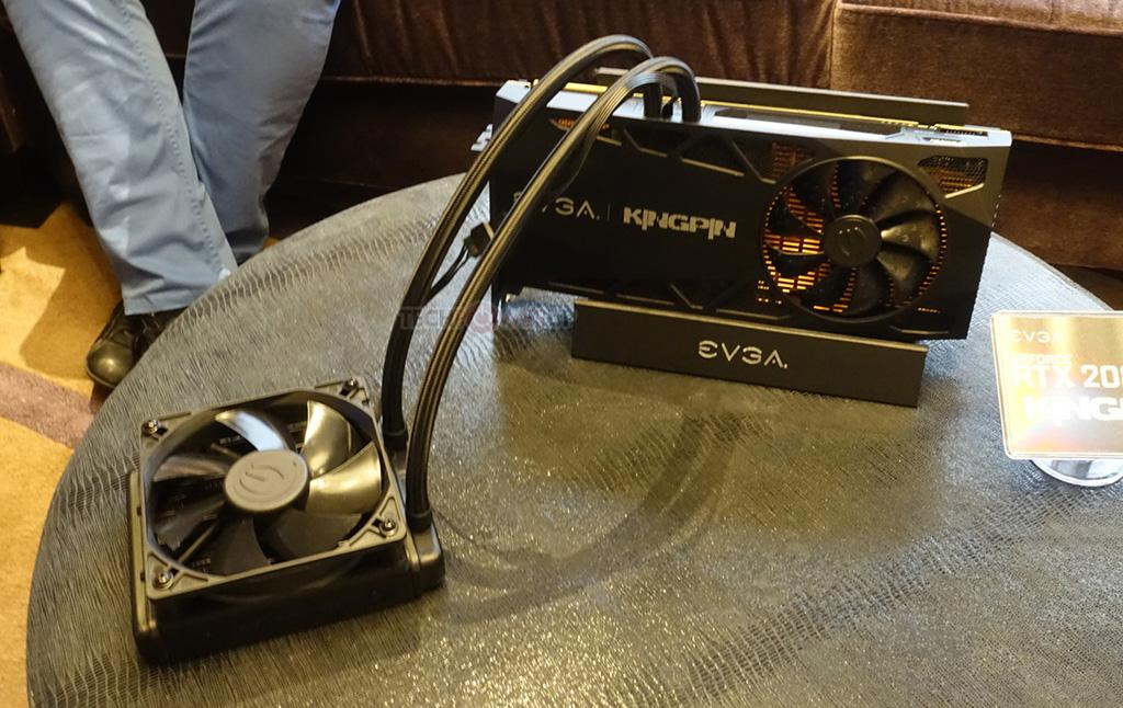 Рассматриваем EVGA GeForce RTX 2080 Ti K|ngp|n Edition