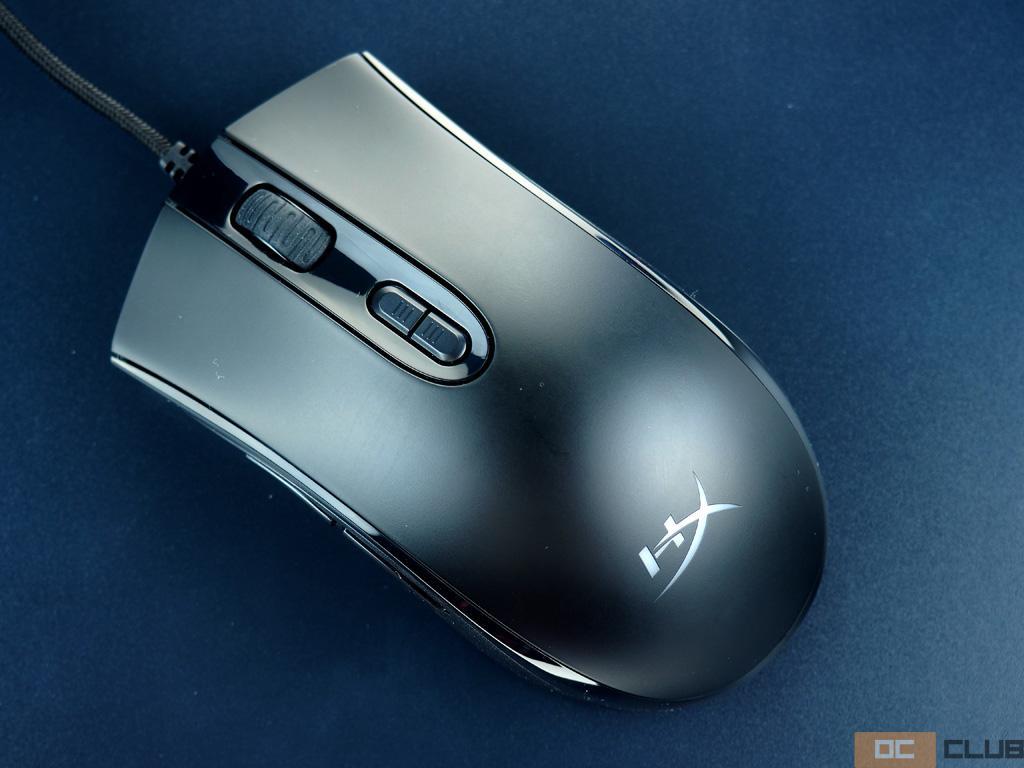 Обзор бюджетной игровой мыши HyperX Pulsefire Core