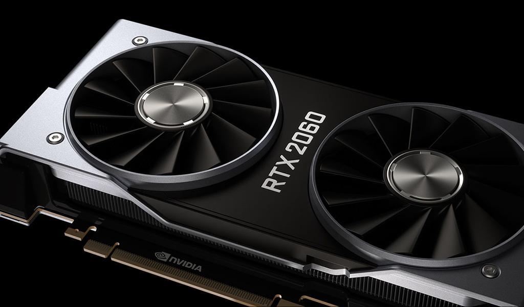 Видеокарта NVIDIA GeForce RTX 2060 представлена официально