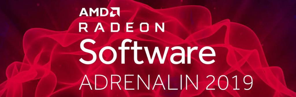 Драйвер AMD Radeon Adrenalin 2019 Edition обновлен (19.1.1)