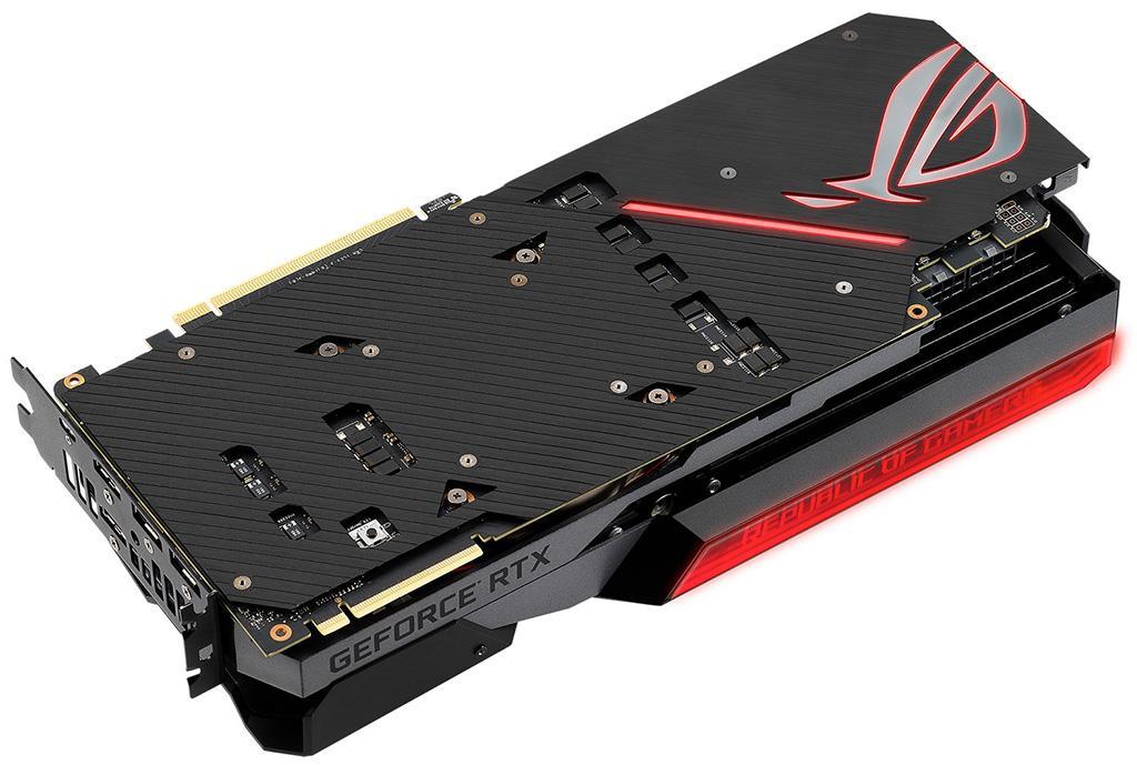 ASUS продемонстрировала ROG GeForce RTX 2080 Ti Matrix