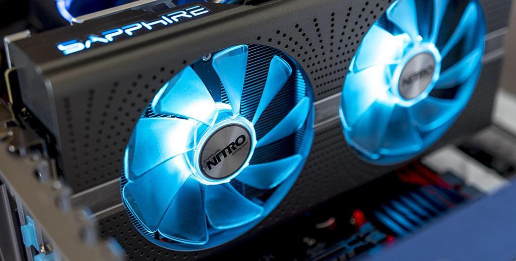Sapphire готовит видеокарту Radeon RX 570 Nitro+ с 16 ГБ видеопамяти