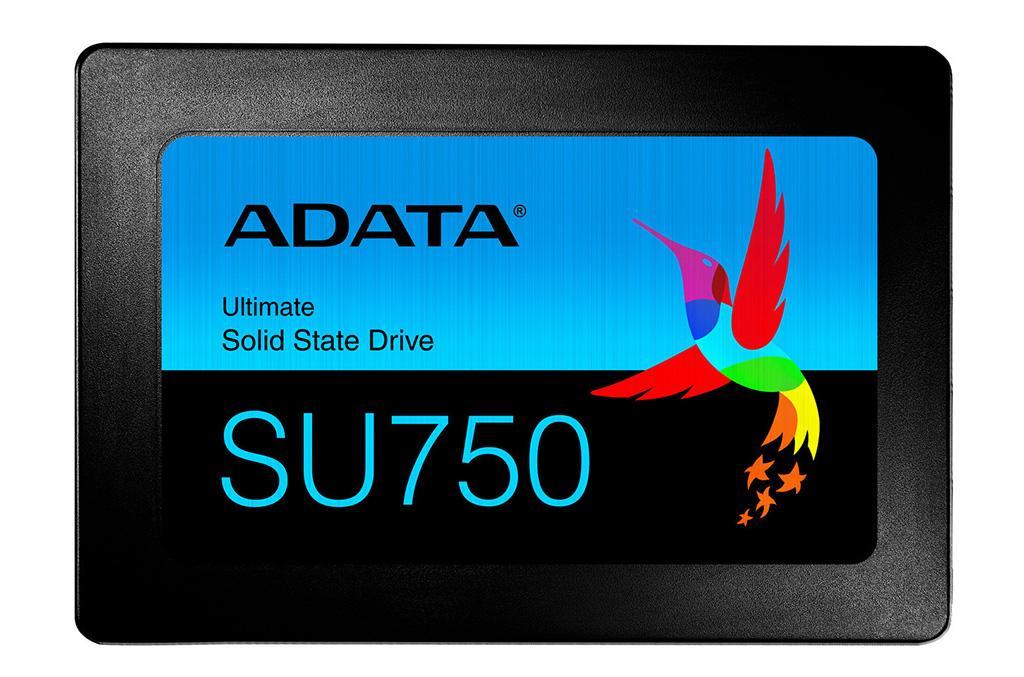 SU750 – новая линейка недорогих SSD-накопителей от ADATA