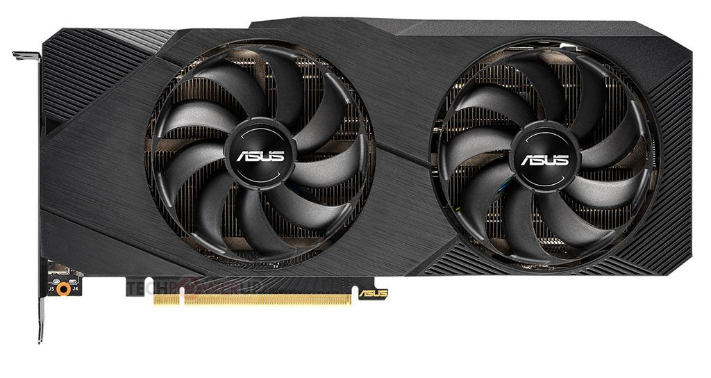 ASUS представила видеокарту GeForce RTX 2080 Dual EVO с вентиляторами Axial Tech