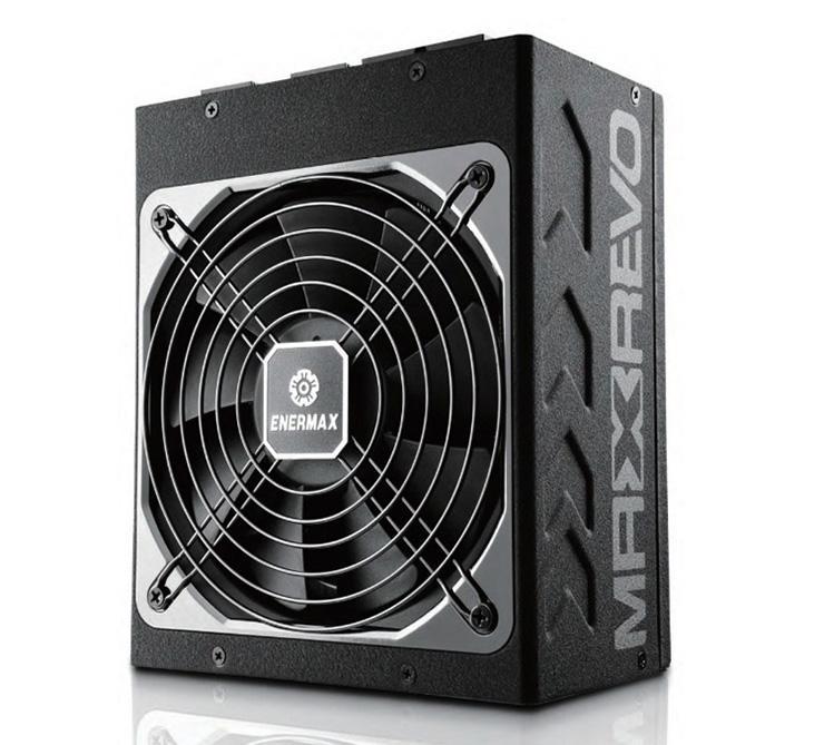 Enermax готовит блок питания MaxRevo мощностью 1800 Вт