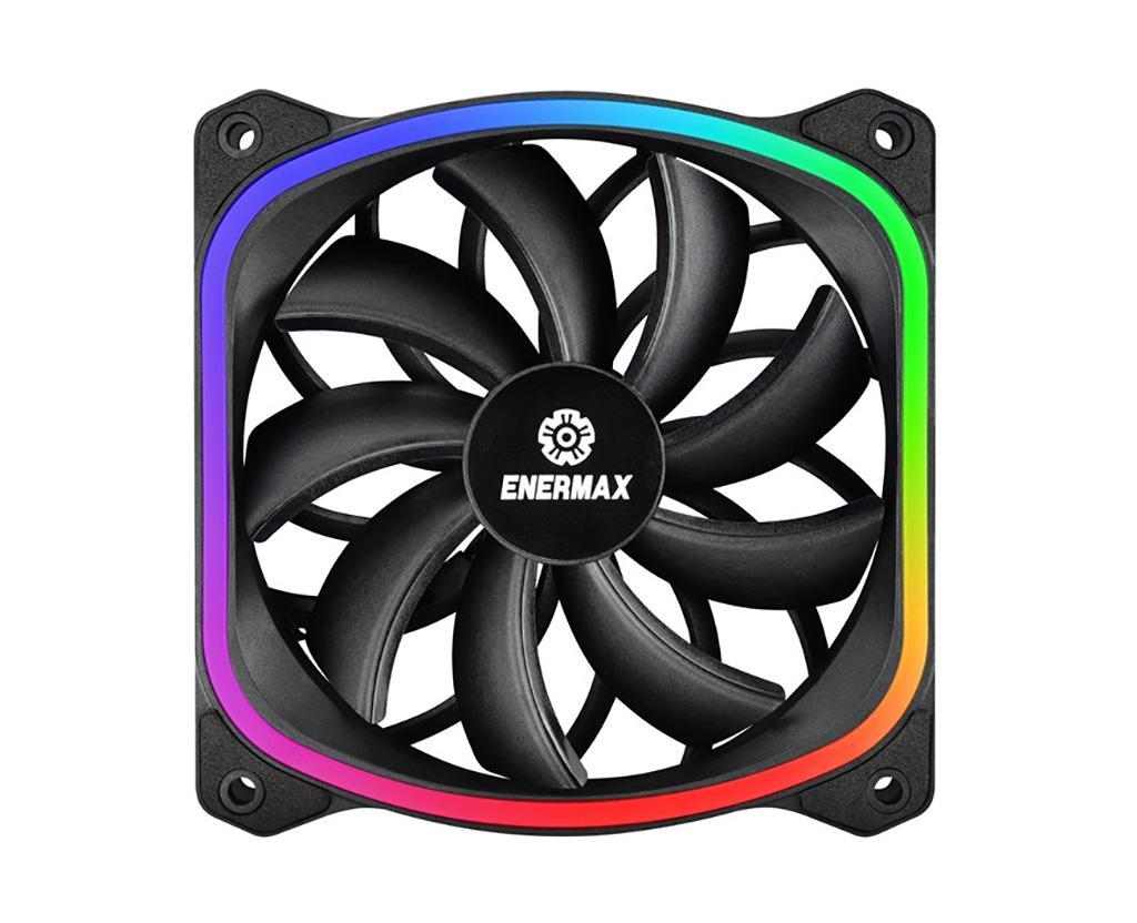 Enermax SquA RGB – вентиляторы, которые бы очень хотели быть квадратными