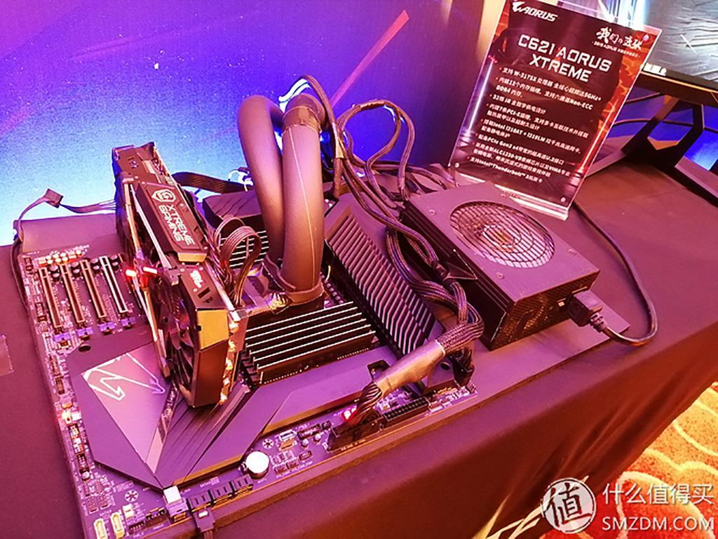 Gigabyte C621 Aorus Xtreme – вторая материнская плата с поддержкой Xeon W-3175X