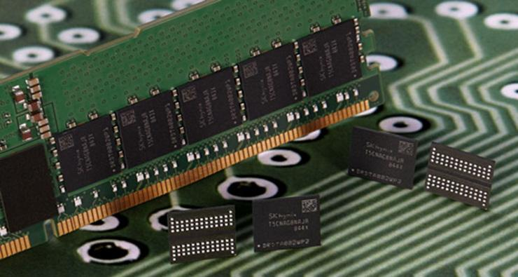 SK Hynix рассказала немного деталей про свои чипы DDR5