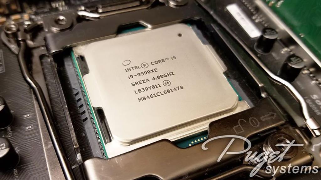 Стало известно во сколько OEM-сборщикам обходится Intel Core i9-9990XE