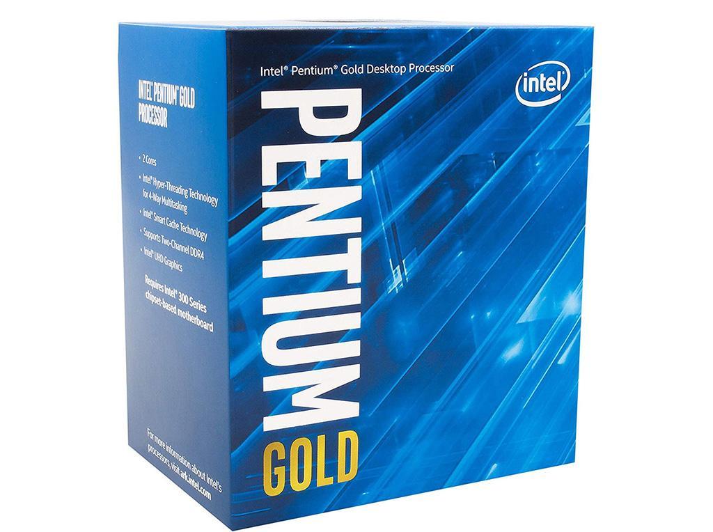 Intel готовит новые процессоры Celeron и Pentium Gold. Первый 4 ГГц представитель линейки Pentium!