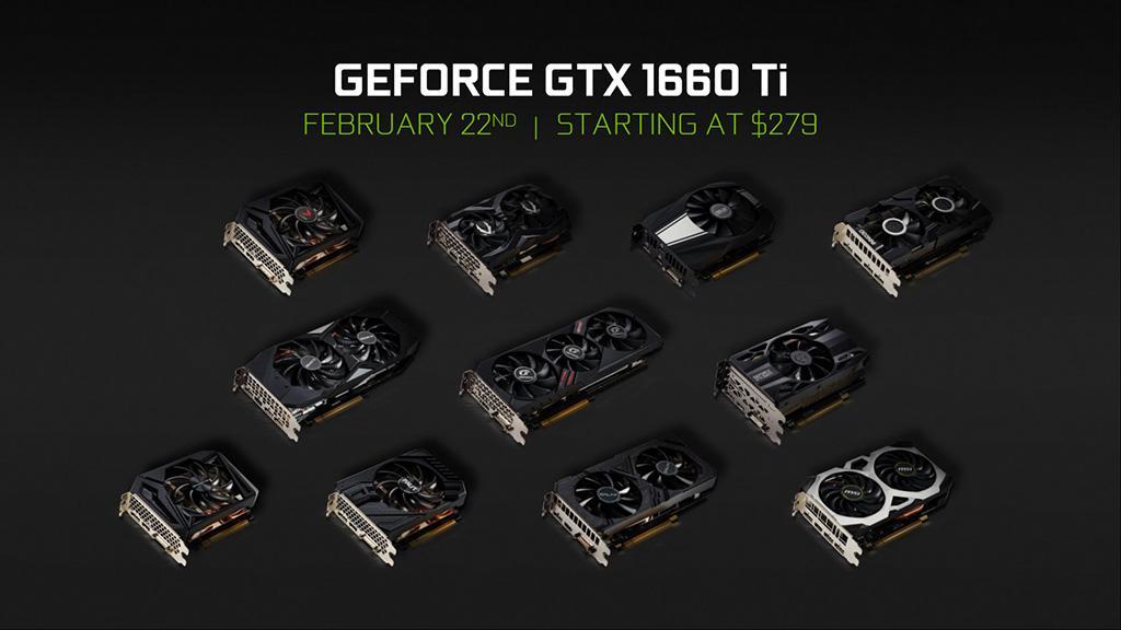GeForce GTX 1660 Ti: встречаем первый Turing без «лучей»