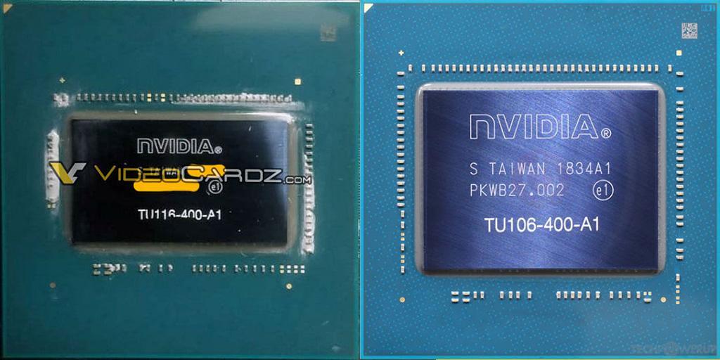 Первое изображение графического процессора NVIDIA TU116 (GTX 1660 Ti) подтверждает, что это не «огрызок» TU106