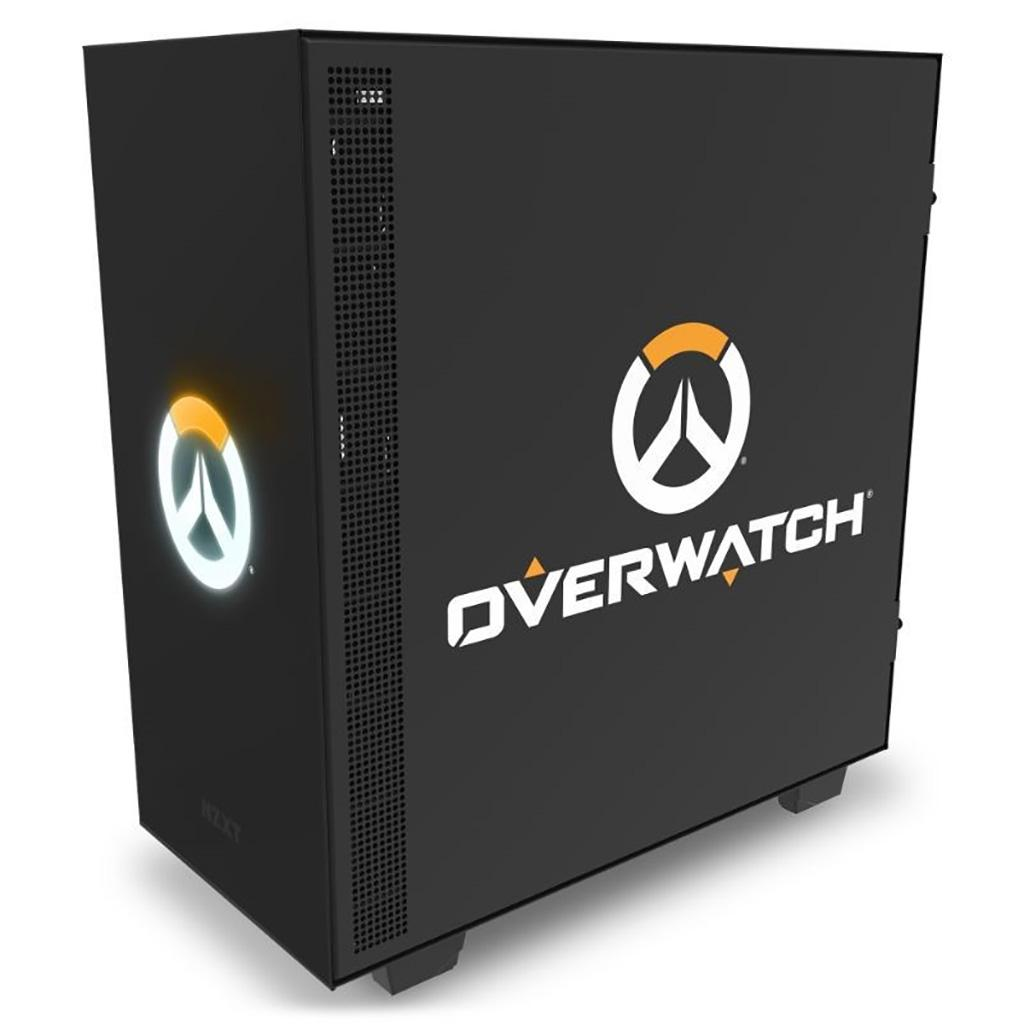 NZXT предлагает корпус H500 Overwatch Edition