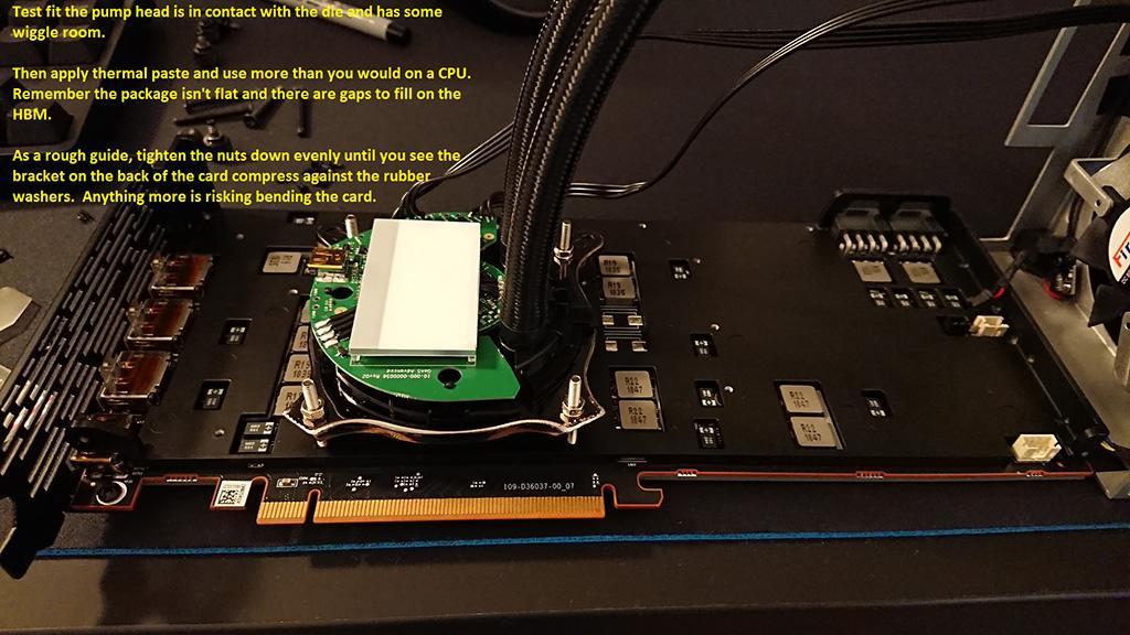 AMD Radeon VII, СВО, «колхоз» и знатный разгон