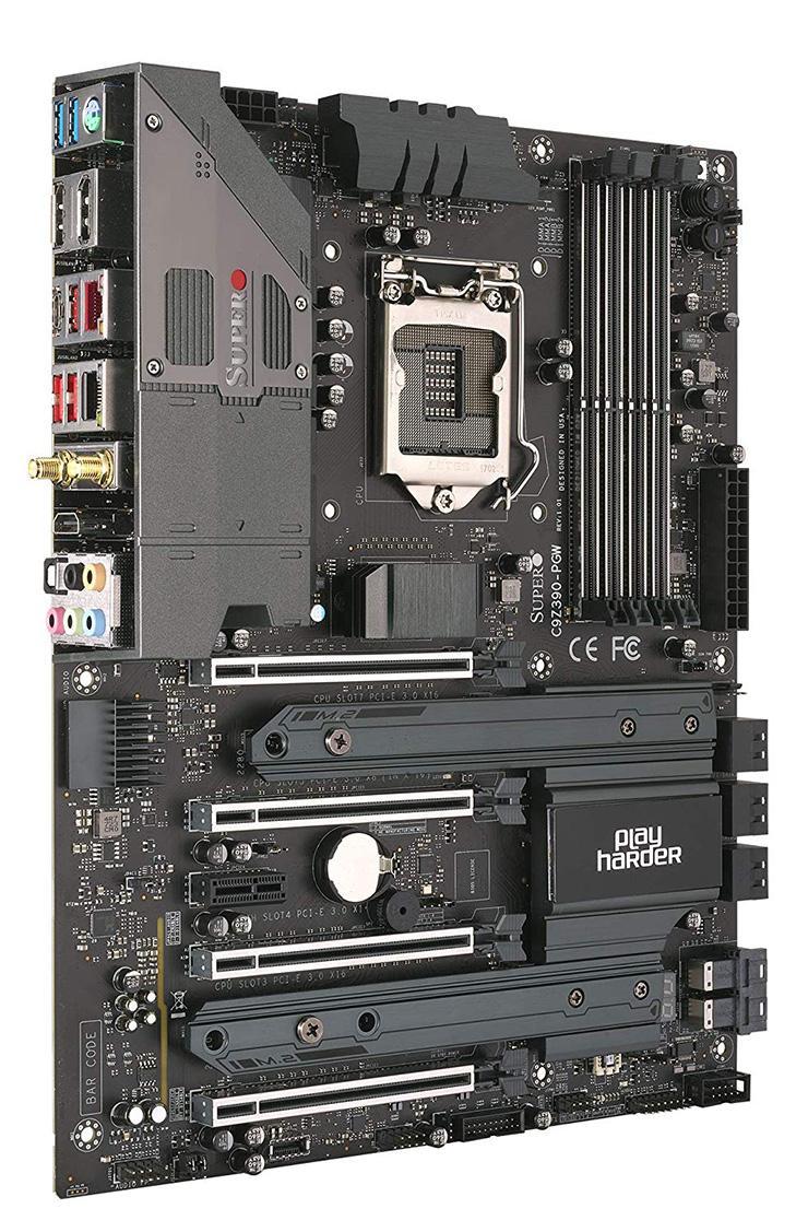 SuperMicro серьёзнее возьмётся за геймерские материнские платы с PCI-E 4.0 и DDR5