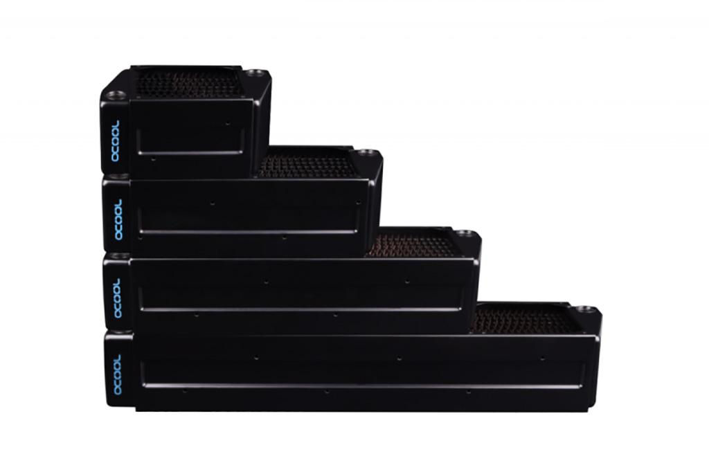 Alphacool предлагает медные радиаторы NexXxoS X-Flow UT60 для серверов и рабочих станций