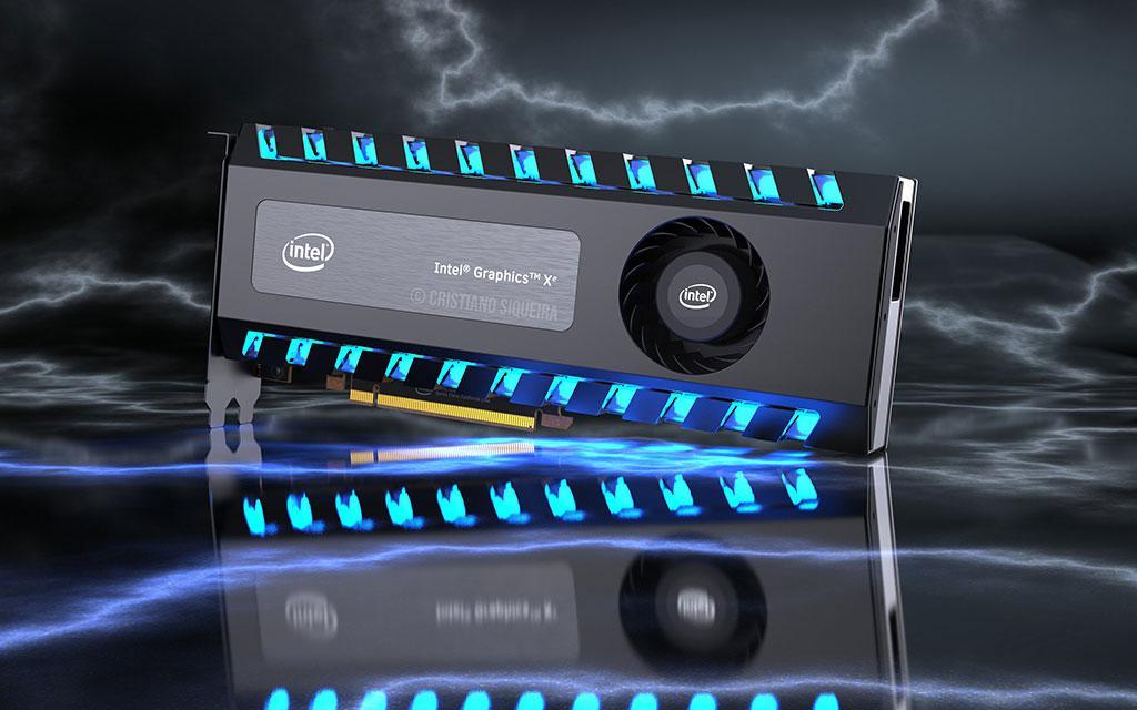 Intel пояснила, что их видеокарты будут не такими, как было показано на недавних рендерах