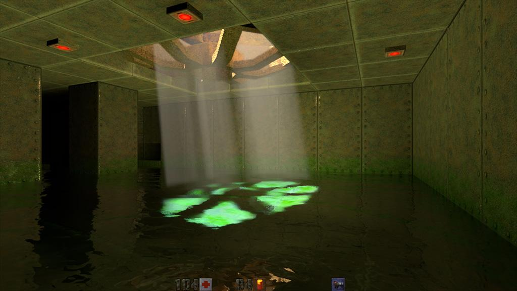 NVIDIA готовит Quake II RTX – тот самый Quake II, но с «лучами»