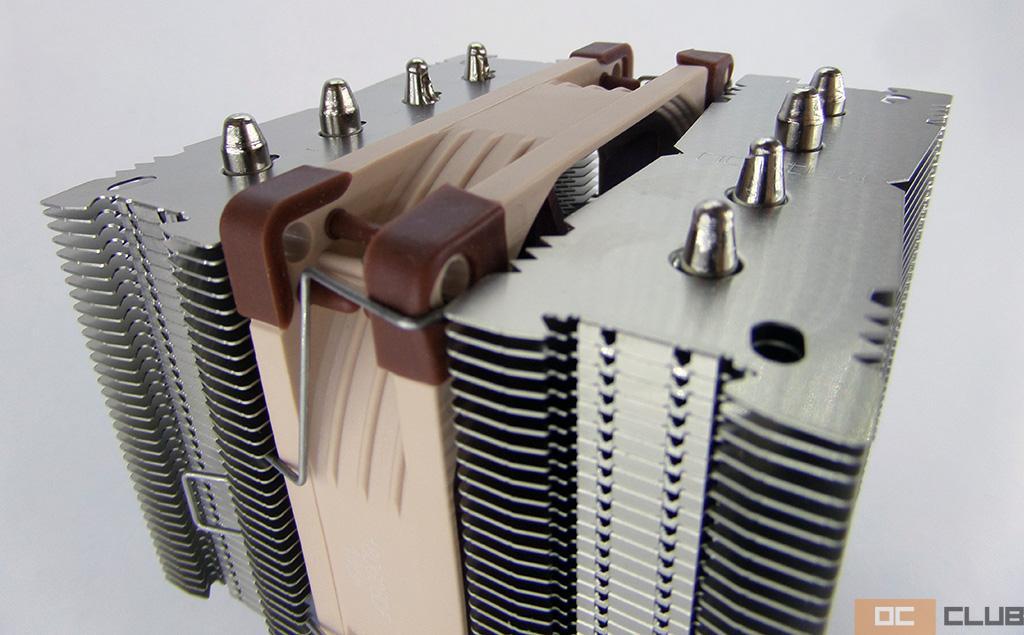 Обзор процессорного кулера Noctua NH-D9L. 11-сантиметровая мини-башня