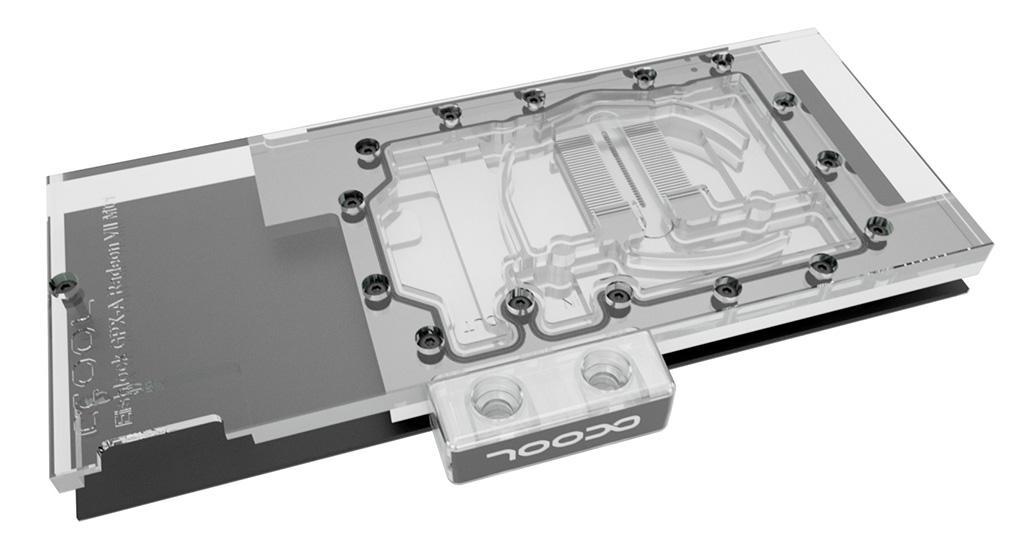 У Alphacool тоже есть водоблок для AMD Radeon VII