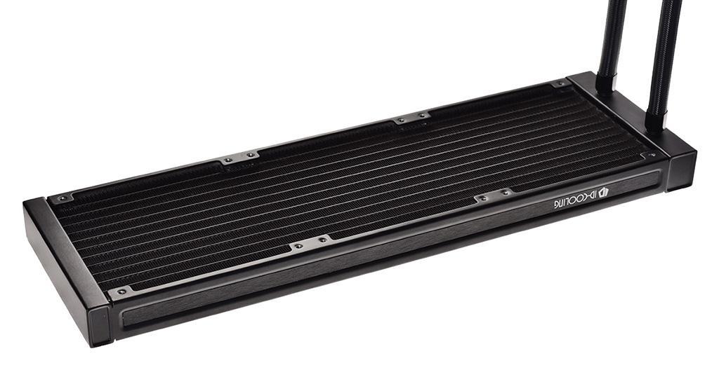 ID-Cooling представила 360-мм «водянку» Frostflow X360