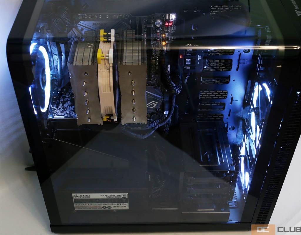 Обзор корпуса Thermaltake View 37 RGB Edition. Корпус-кабриолет с внезапно щедрым ценником