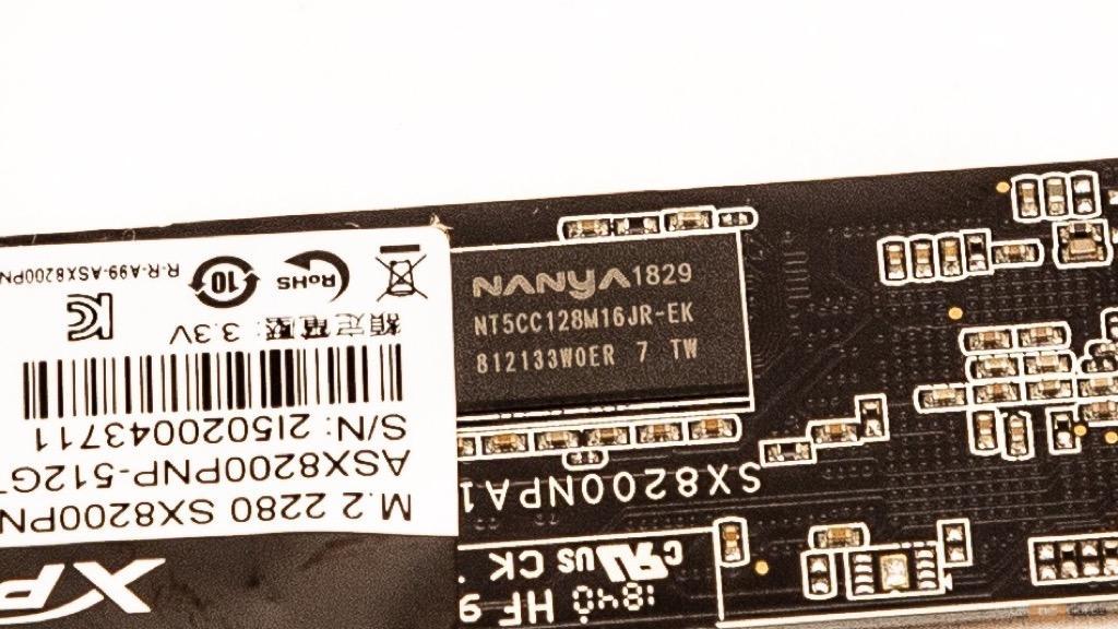 Обзор NVMe SSD-накопителя ADATA XPG SX8200 Pro 512 ГБ. Ах ты ж хитрая…