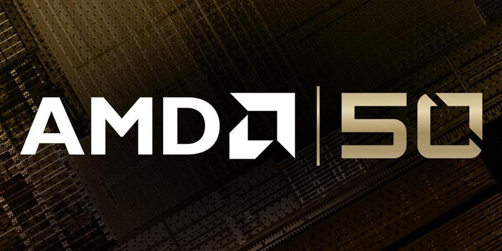 К 50-летию AMD готовит юбилейный процессор Ryzen 7 2700X 50th Anniversary Edition