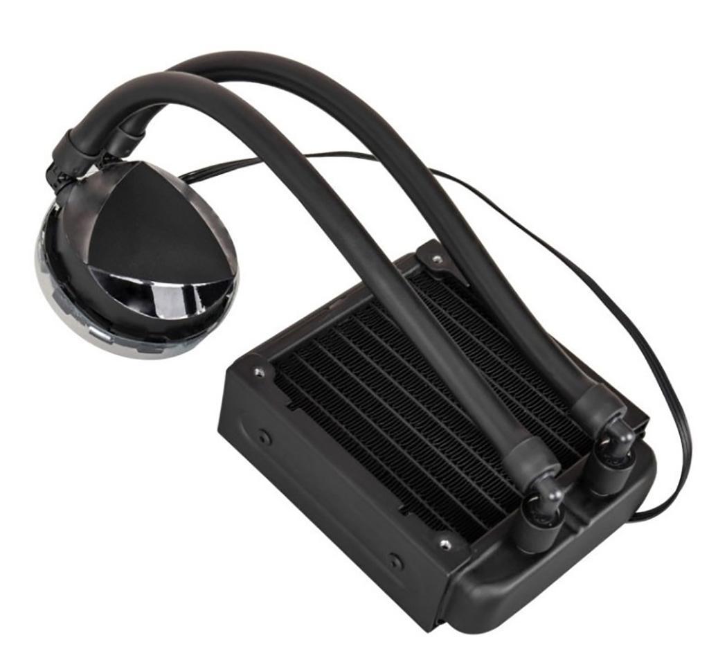 Asetek предлагает компактную СВО 645LT под 92 мм вентилятор