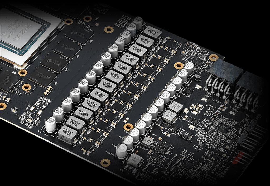 Стала известна цена ASUS ROG Matrix GeForce RTX 2080 Ti
