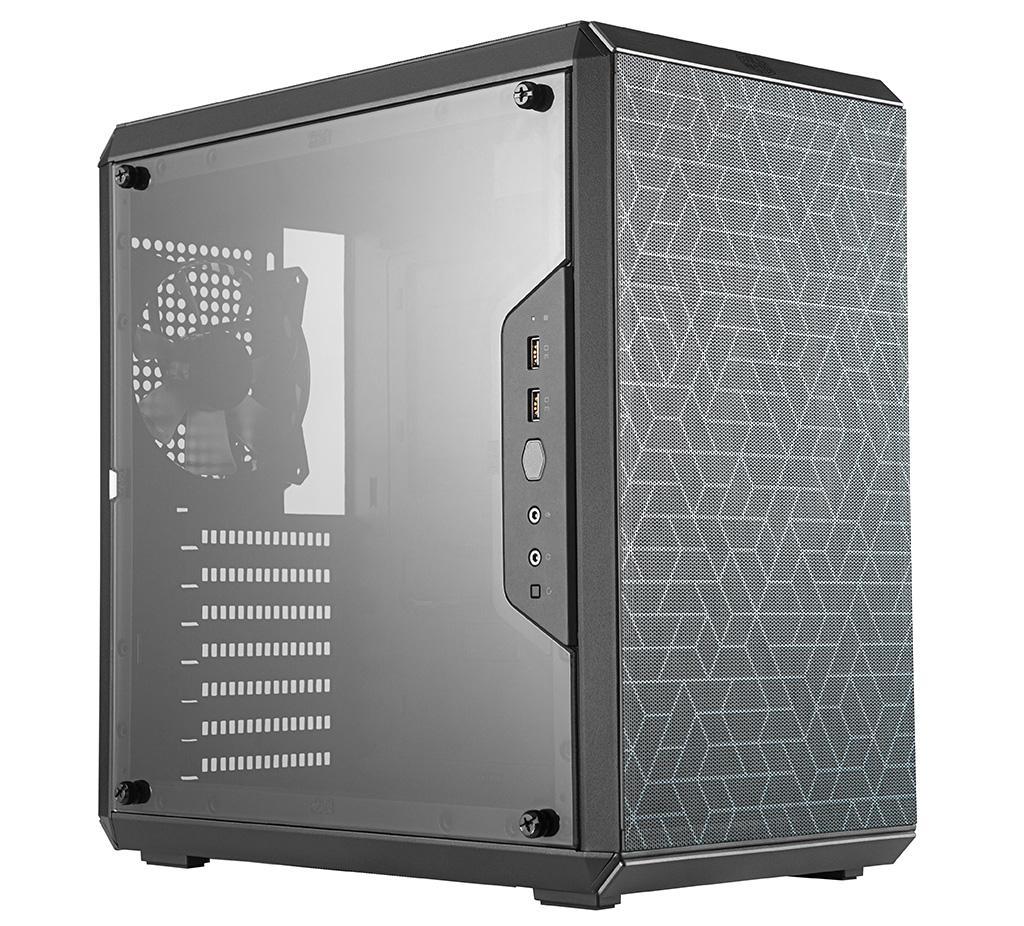 Cooler Master представила корпус MasterBox Q500L с необычной компоновкой и интересной ценой