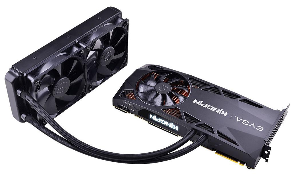 EVGA наконец выпустила GeForce RTX 2080 Ti K|ngp|n