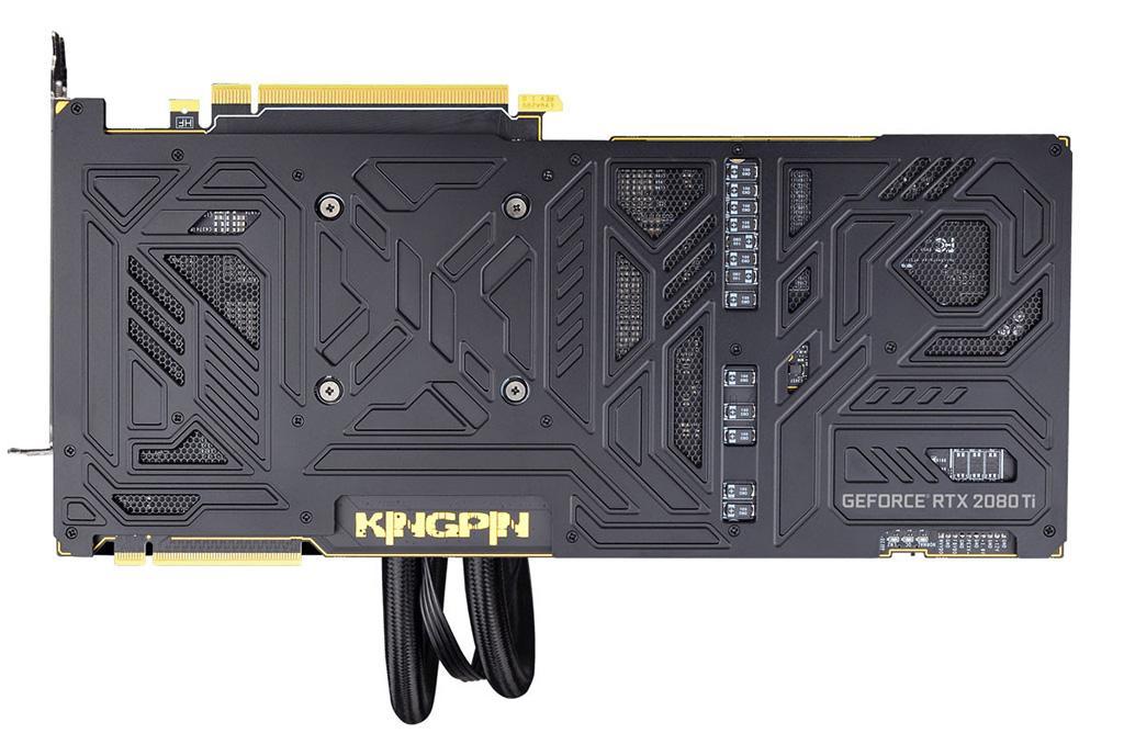 EVGA наконец выпустила GeForce RTX 2080 Ti K ngp n