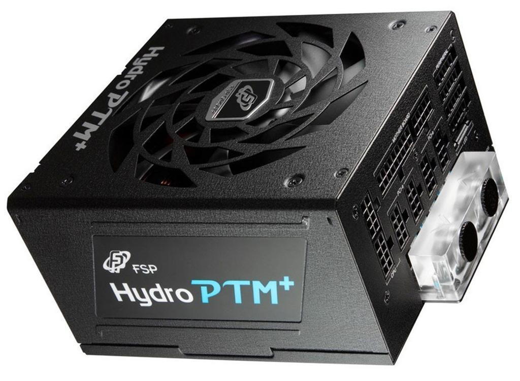 FSP выпустила Hydro PTM+ 850W - второй по счёту блок питания с СВО