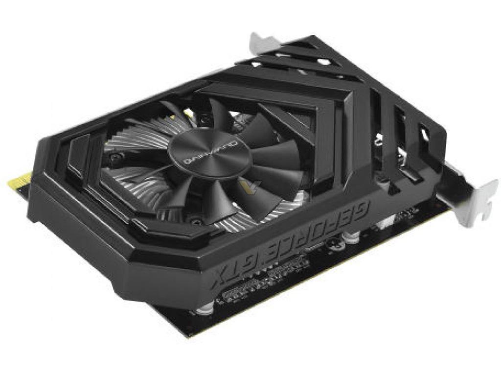 NVIDIA GeForce GTX 1650 обойдётся без разъёма дополнительного питания