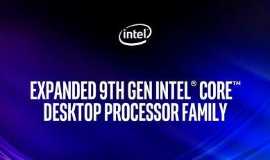 Intel расширила перечень предлагаемых процессоров Coffee Lake Refresh