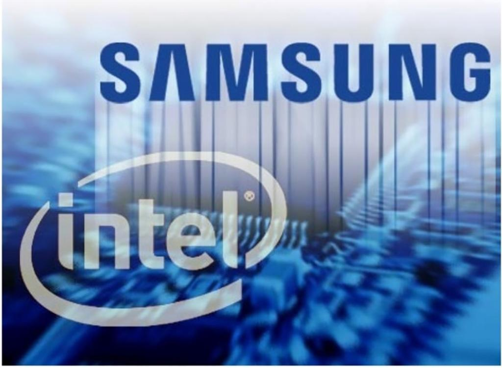 Слухи о возможности передачи производства графических процессоров Intel литейной Samsung набирают обороты