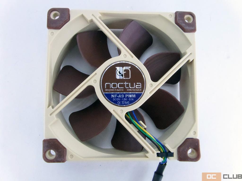 """Обзор процессорного кулера Noctua NH-U9s. Совместимость уровня """"абсолютли"""""""